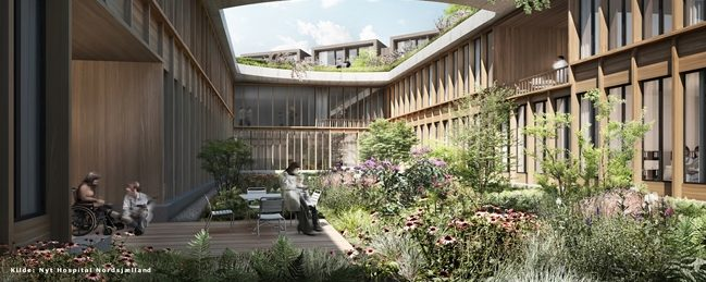 Byggeri af fremtidens hospital