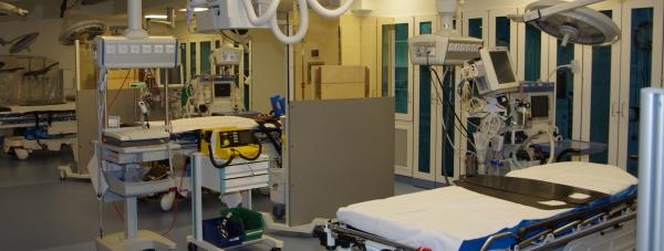 Hospital drift arkitektur teknik
