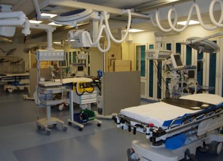 Operationsstue hospital drift