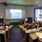 Sophie Hæstorp Andersen paa FSTAs konference