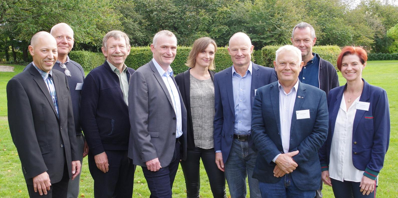 Ny bestyrelse i FSTA